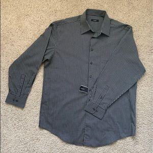 NWT Alfani dress shirt size 16 1/2